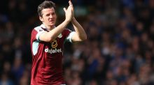 Joey Barton:  was suspended for 18 months after having been found to have placed some 1,260 bets between 2006 and 2013. Photograph: Martin  Rickett/PA