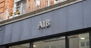 The AIB partial initial public offering  drew about €13.5bn  of orders. Photograph: Aidan Crawley