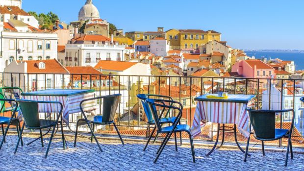 'What's attracting increasing numbers of (largely anglophone) people to Lisbon is its go-slow pace.' Photograph: iStock/Getty Images