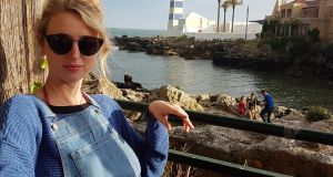 'Lisbon saved me by being a place that is not governed by a need to keep up or to maximise your productivity.'