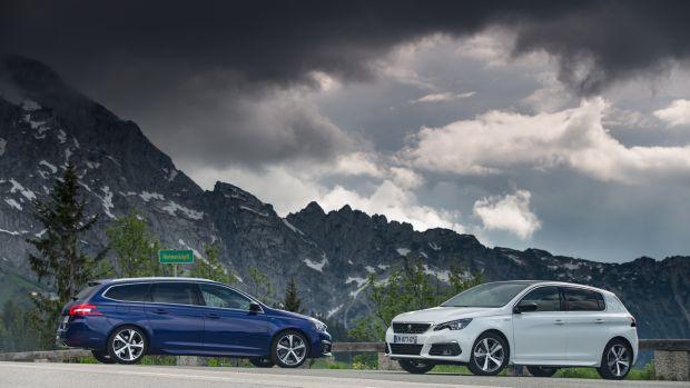 Peugeot 308 breathes new life into hatchback segment