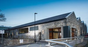 The O'Donoghue Centre for Theatre, Drama and Performance at NUI Galway which was the public's choice for best new Irish building in the Royal Institute of the Architects of Ireland architecture awards. Photograph: NUIG