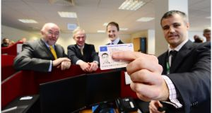 In 17 District Courts, no licences were recorded at all. File photograph: The Irish Times
