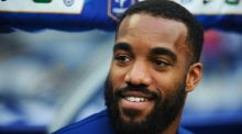 Alexandre Lacazette: Lyon striker could be on his way to Arsenal. Photograph: Getty