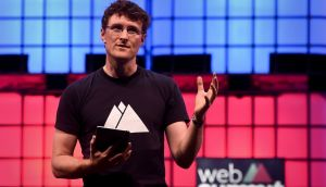 Paddy Cosgrave didn't have the successes he has had to date by sitting on his hands and accepting what others told him was possible.
