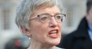 "Minister for Children and Youth Affairs Katherine Zappone:  ""This is a wake-up call for young people, campaigners and politicians gathering for Pride that our work is not over,"" said Ms Zappone.  Photograph: Eric Luke"