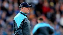 Jim Gavin may choose to partner James McCarthy with Brian Fenton in midfield. Photograph: James Crombie/Inpho
