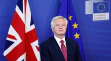 David Davis: Britain wants an 'invisible' Irish border
