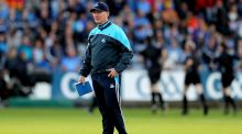 Dublin manager Jim Gavin hit out at Pat Spillane and 'The Sunday Game' over comments on Diarmuid Connolly. Photo: Inpho
