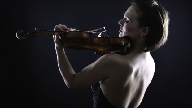 Tamsin Waley-Cohen, English violinist