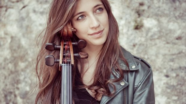 Camille Thomas, Franco-Belgian cellist