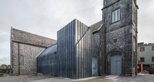 Medieval Mile Museum, Kilkenny. Designed by McCullough Mulvin Architects