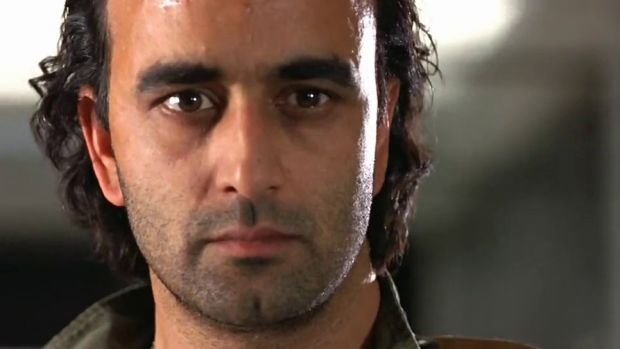 Art Malik as Islamic jihadist Aziz in James Cameron's 'True Lies' (1994)