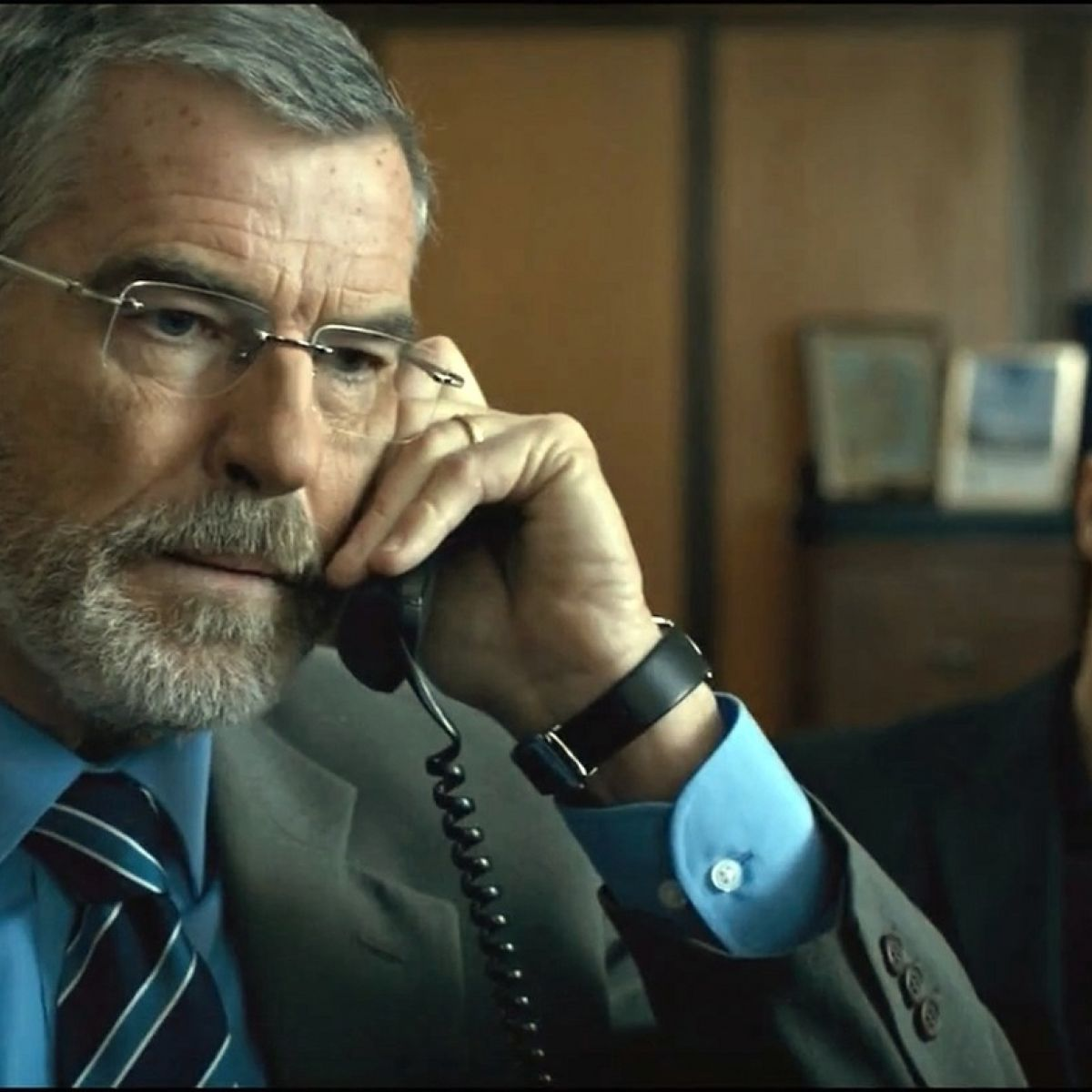 Pierce Brosnan as Gerry Adams: the movie you need to see now