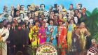 "The cover of 'Sgt Pepper's Lonely Hearts Club Band'. ""It may be not be far from the truth to say that the Beatles were exponents of what is known as Christian humanism."""