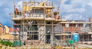 The current momentum in prices and mortgage credit in Ireland's housing market  is significant and requires close monitoring, the IMF said. Photograph: iStock