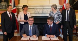 Another gamble? Theresa May's £1bn deal with DUP carries many risks