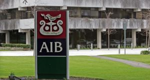 AIB shares traded up more than 2 per cent on its second day of conditional trading in Dublin since its IPO last week.