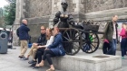 Time-lapse shows Molly Malone's popularity
