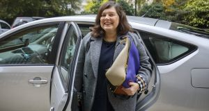 Anne Boden is chief executive of Starling bank which is based in London. Photograph: Tolga Akmen