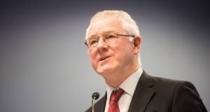 Dr Barry O'Connor   will succeed Dr Brendan Murphy, who has served as president since 2004. Photograph: Darragh Kane