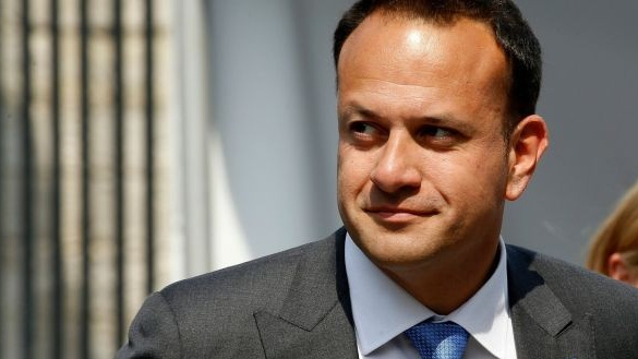 Donald Trump congratulates Leo Varadkar on his 'great victory'