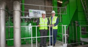 Jack and Declan O'Connor, founders of Biomass Heating Solutions Limited: The company has raised €12m in total in the last year