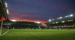 Windsor Park in Belfast. Photograph: William Cherry/Inpho/Presseye