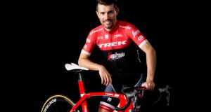 Portuguese cyclist Andre Cardoso Trek-Segafredo team has been provisionally suspended after failing a test for the banned blood-booster EPO.