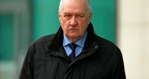 Former chief superintendent of South Yorkshire Police, David Duckenfield pictured in March 2015. Photograph: Reuters