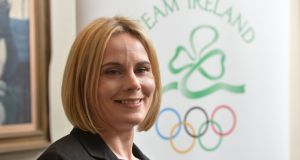 Olympic Council of Ireland president Sarah Keane. Photograph: Alan Betson/The Irish Times.