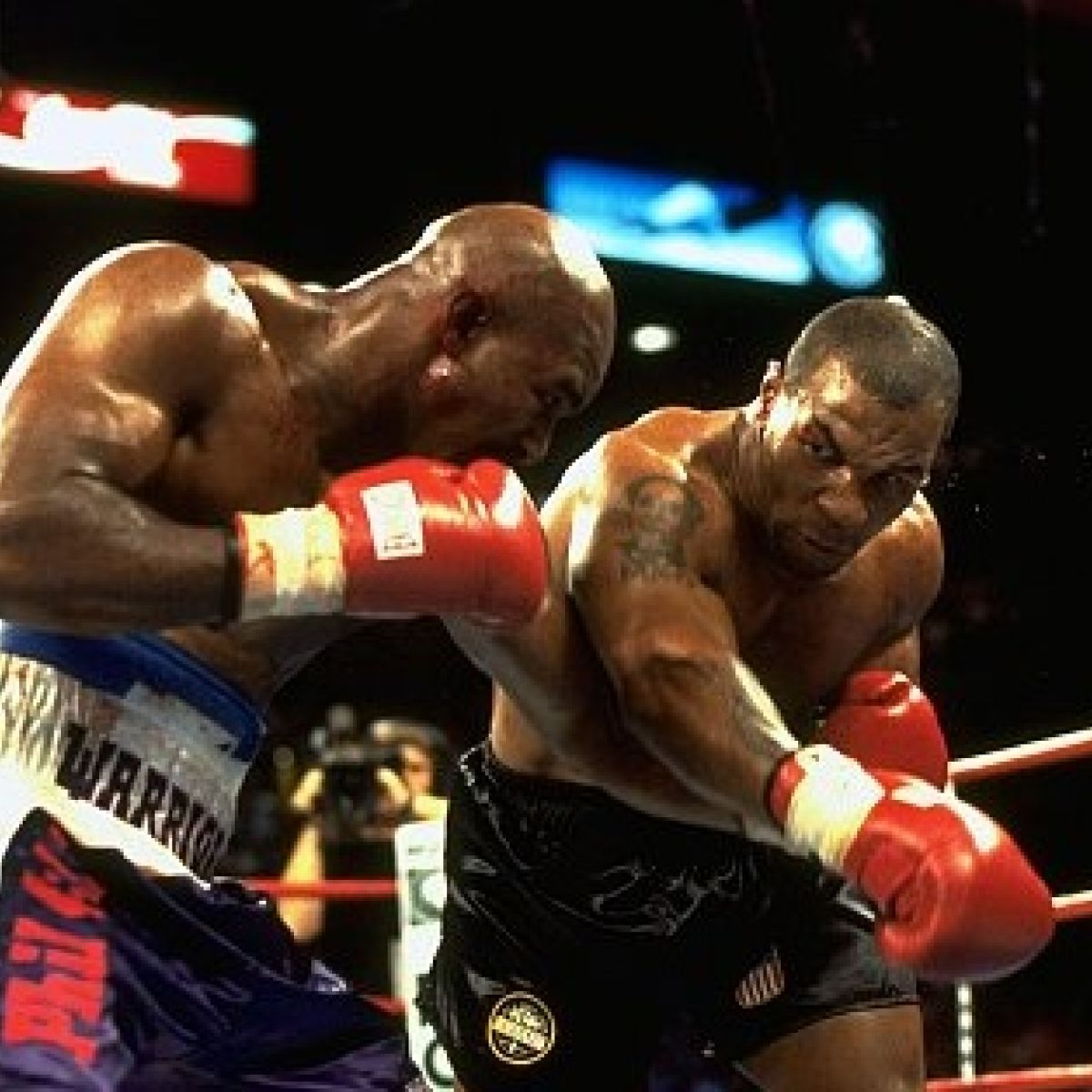 When Mike Tyson bit Evander Holyfield: 20 years on