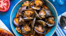 Fast-food seafood with a secret Italian ingredient