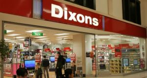 Some sources suggest Dixons Carphone is likely to attract a number of interested parties for the Irish division of mobile operator ID Mobile. Photograph: Alan Betson