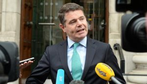Minister for Finance Paschal Donohoe is set to outline the summer economic statement in the coming weeks. Photograph: Cyril Byrne