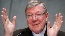 Vatican treasurer Cardinal George Pell charged with sexual assault