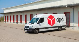 DPD's Irish arm saw turnover rise 13 per cent to just over €70 million. Photograph: iStock