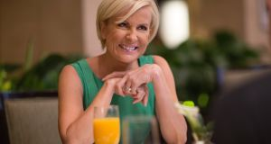 Mika Brzezinski, a co-presenter of MSNBC's Morning Joe, who was targetted on Twitter by US President Donald Trump. Photograph: Robert Caplin/The New York Times