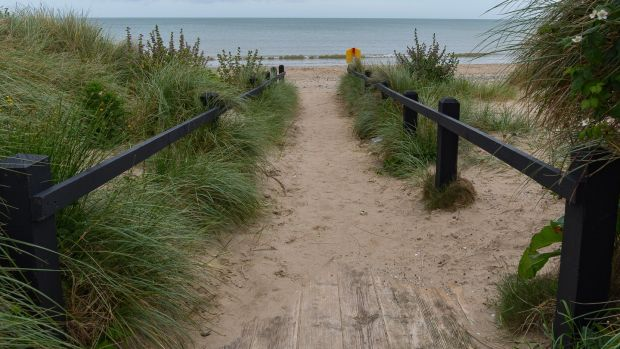 Rosslare Strand offers beautiful sandy beaches