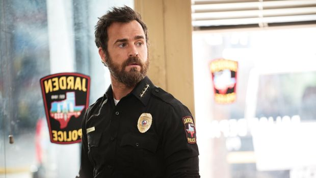 Justin Theroux in The Leftovers season 3