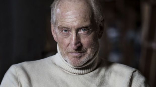 Charles Dance. Photograph: Stephen Perry/BBC
