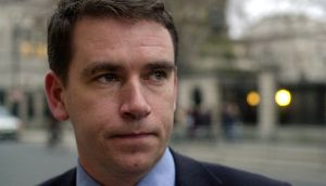 John Deasy TD will work with the Irish embassy in Washington DC and the Department of Foreign Affairs in Dublin. Photograph:  Cyril Byrne
