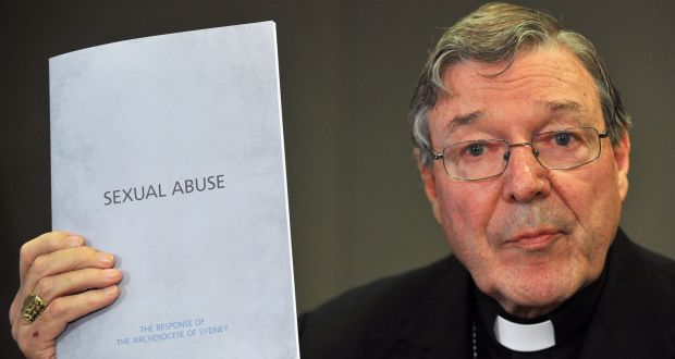 "Image result for ""george pell"""