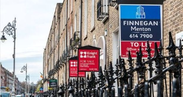 MyHome's report suggested property prices nationally rose by 5 per cent in the second quarter of the year and were up 8.9 per cent year-on-year. In Dublin, prices rose by a slower 2.8 per cent in the quarter but were up 10.3 per cent on an annual basis. File photograph: iStockPhoto