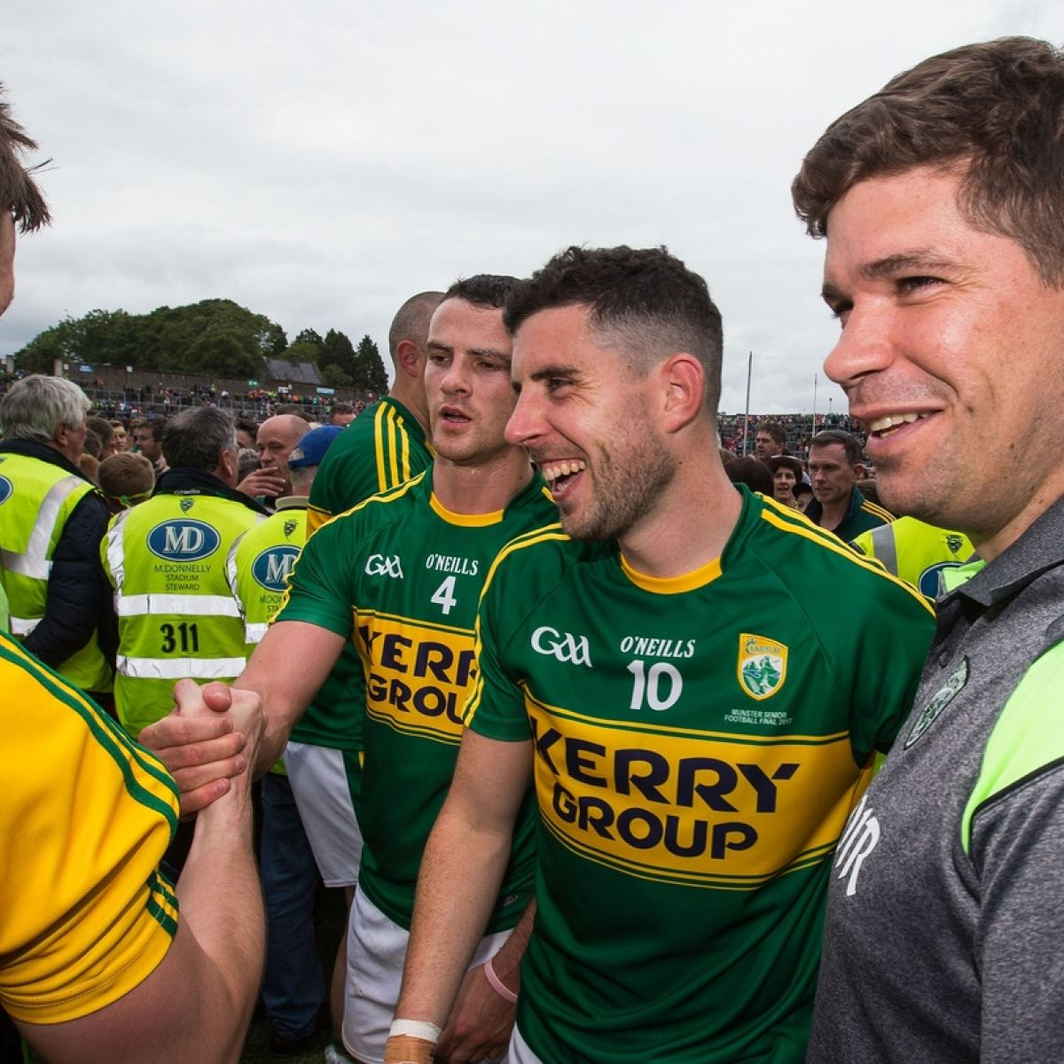 Éamonn Fitzmaurice ready to bring Kerry to a higher level