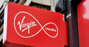 Virgin Media was fined €2,500 for direct marketing offences after it called a woman without her consent. Photograph: Nick Ansell/PA Wire