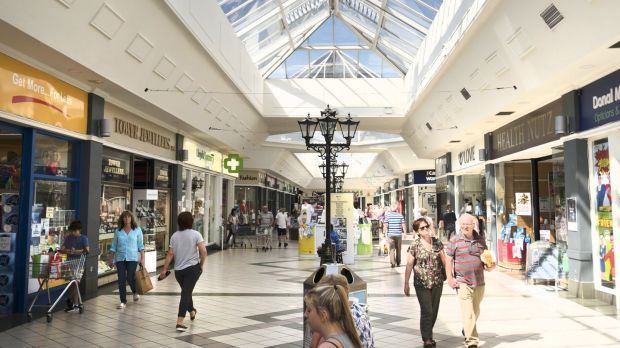 Three Dublin shopping centres on sale for €43m