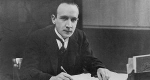 Kevin O'Higgins: gunned down by IRA assassins on July 10th, 1927