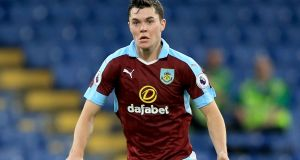 Everton have signed Burnley defender Michael Keane for a fee which could rise to a club-record £30 million.  Photograph: Nigel French/PA Wire
