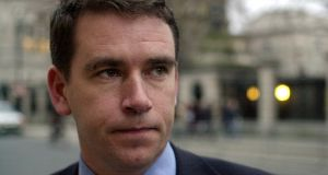 John Deasy, appointed by the Taoiseach to work as special envoy to the  US on immigration reform